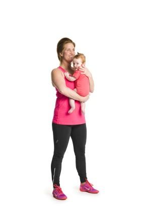 Träning efter förlossningen
