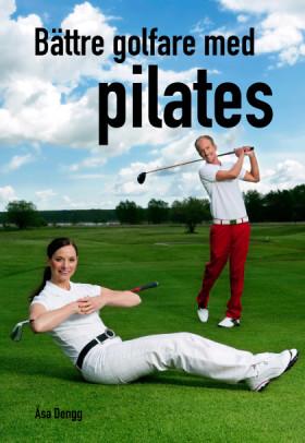 Bättre golfare med pilates - omslag