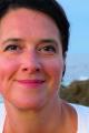 Josephine Selander, författare Yoga från insidan. Foto Fredrik Redelius.