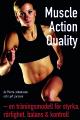 MAQ, Muscle Action Quality bokomslag. Foto Mikael Gustavsen.