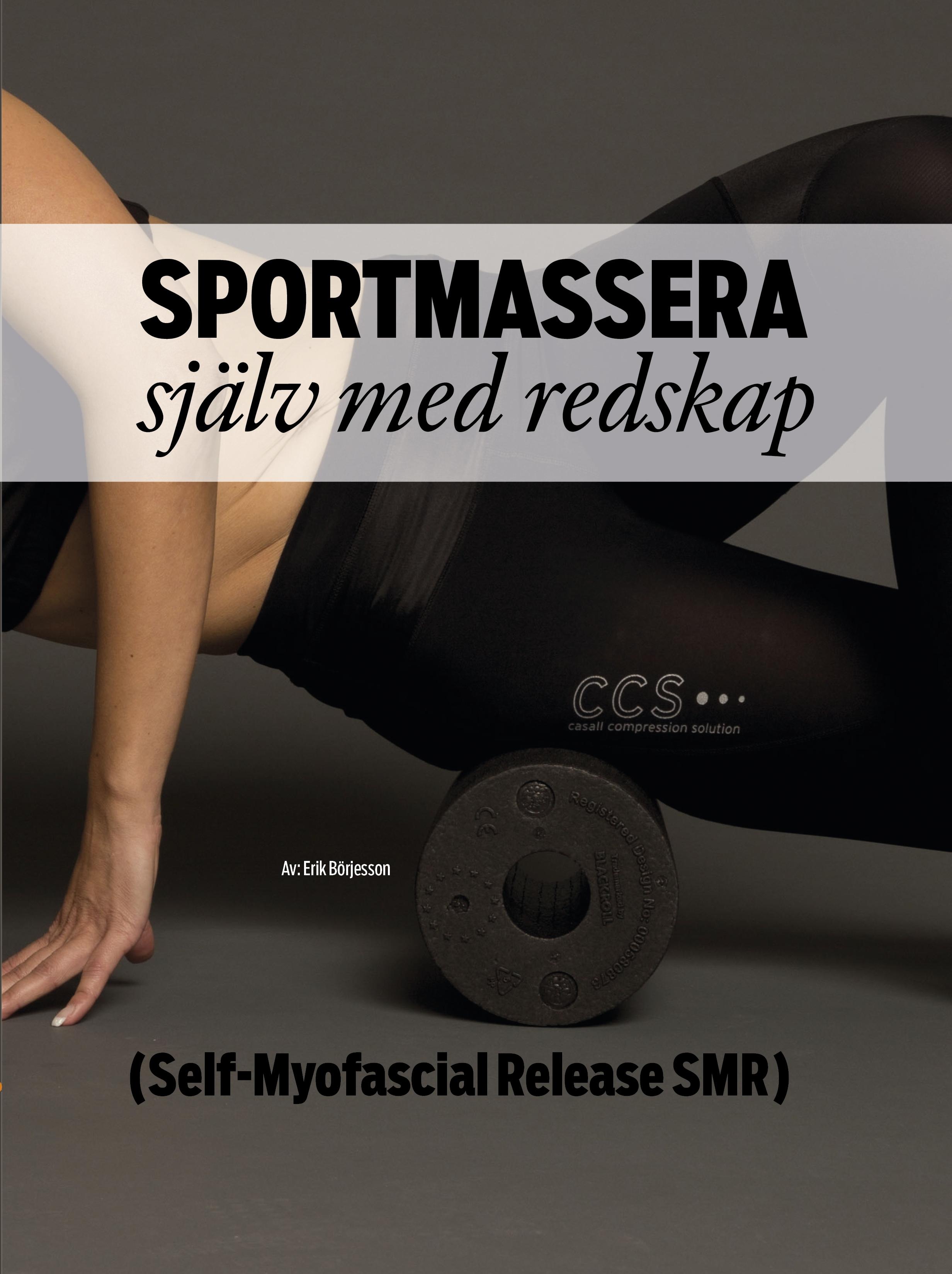Sportmassera själv med redskap (Miro förlag, 2012)