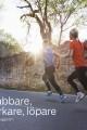 Starkare, snabbare, löpare - omslag. Foto Hans Berggren.