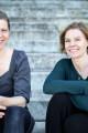 Ann-Sofie Forsmark och Boel Stier