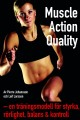 Muscle Action Quality - omslag